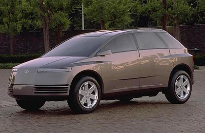 Oldsmobile Recon