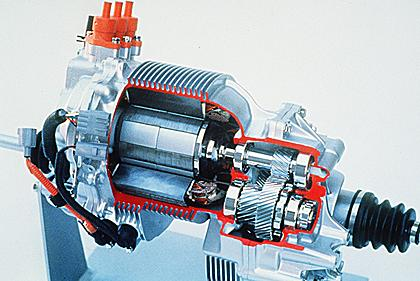 Toyota e.Com engine